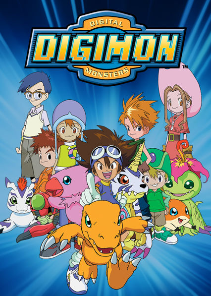 Digimon: Digital Monsters on Netflix USA