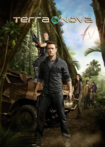 Terra Nova on Netflix USA