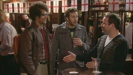 the it crowd netflix are we not men