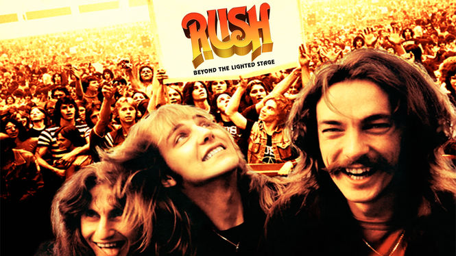 Rush: Beyond the Lighted Stage on Netflix USA