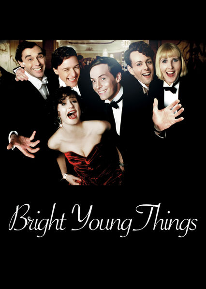 Bright Young Things on Netflix UK