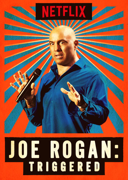Joe Rogan: Triggered on Netflix AUS/NZ