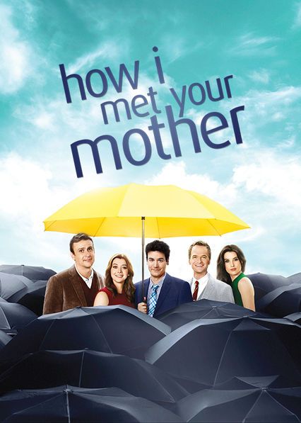 is 39 how i met your mother 39 available to watch on uk netflix newonnetflixuk. Black Bedroom Furniture Sets. Home Design Ideas