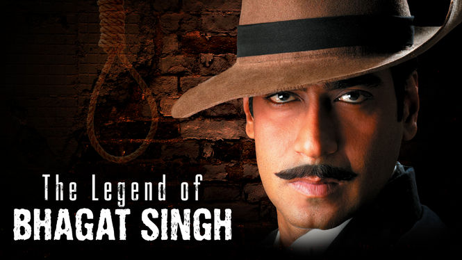 The Legend of Bhagat Singh on Netflix USA
