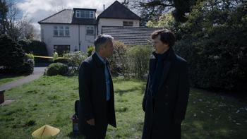 Episodio 1 (TTemporada 4) de Sherlock