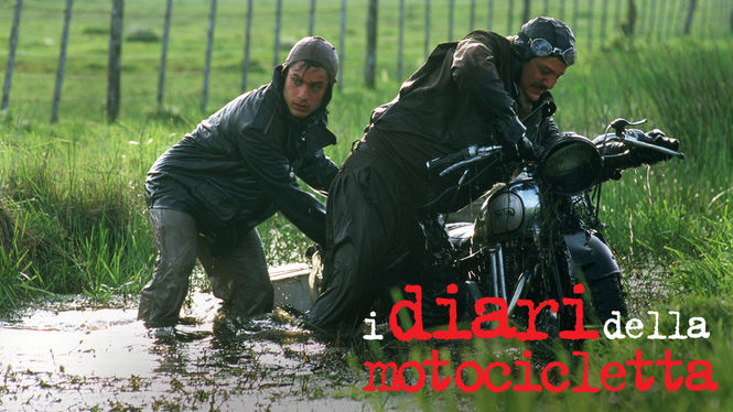 Locandina di I diari della motocicletta