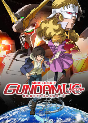 Mobile Suit Gundam UC on Netflix USA