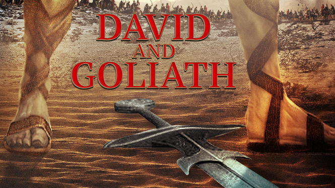 Locandina di David and Goliath