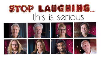 Stop Laughing...This Is Serious