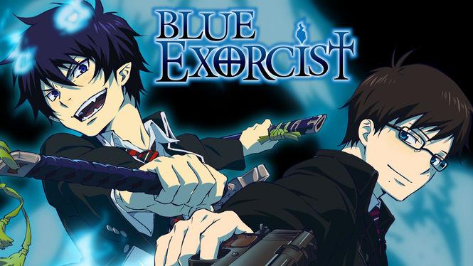 Blue Exorcist on Netflix UK