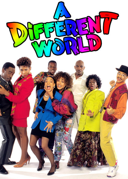 A Different World on Netflix UK