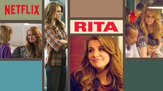 Rita on Netflix AUS/NZ