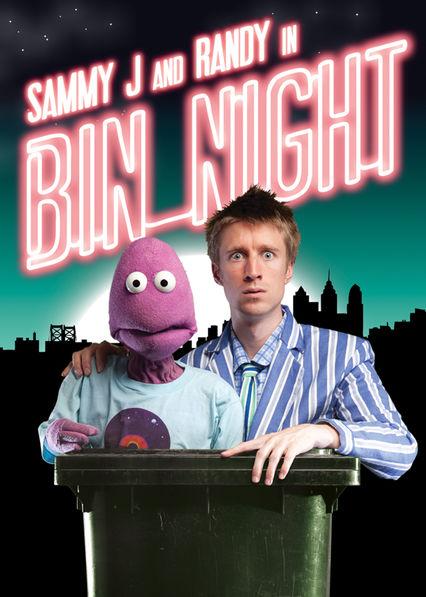 Sammy J and Randy in Bin Night