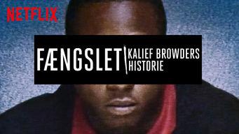 Fængslet: Kalief Browders historie