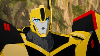 Episodio 9 (TTemporada 2) de Transformers: Robots in Disguise