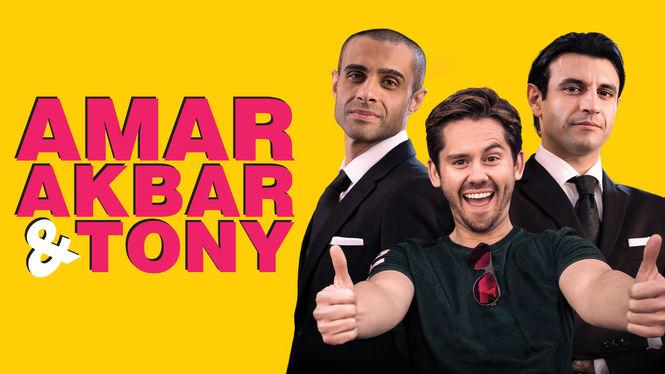 Amar Akbar & Tony on Netflix AUS/NZ