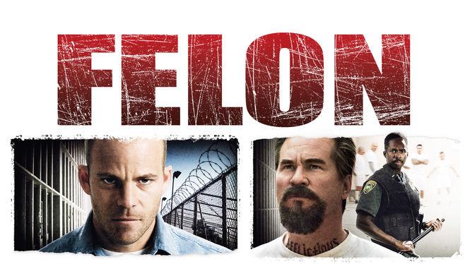 Locandina di Felon - Il colpevole