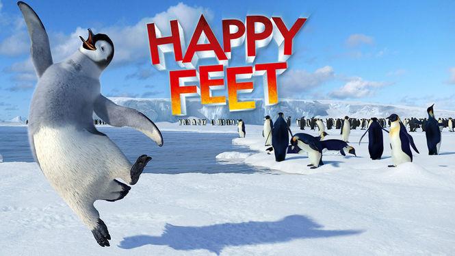 Happy Feet on Netflix AUS/NZ