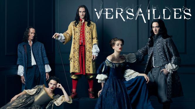 Versailles on Netflix USA