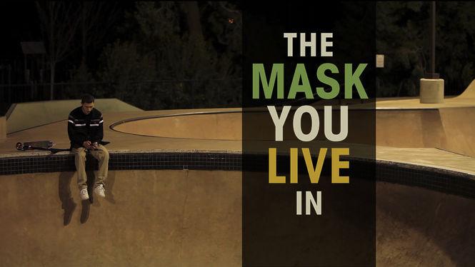 Locandina di The Mask You Live In