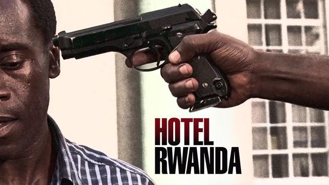 Locandina di Hotel Rwanda