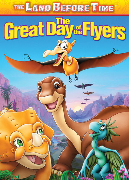 The Land Before Time XII: The Great Day of the Flyers on Netflix UK