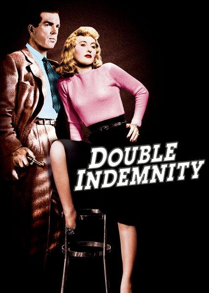 Double Indemnity on Netflix UK