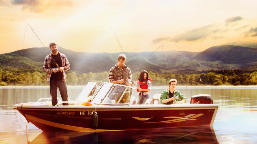 A fish story is a fish story on netflix flixlist for Fishing shows on netflix