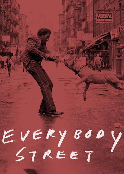 Everybody Street on Netflix USA