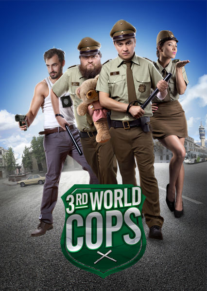 3rd World Cops on Netflix UK