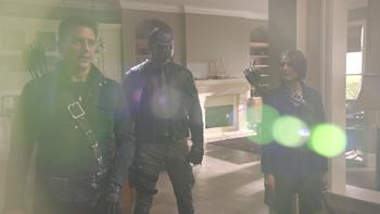 Episodio 22 (TTemporada 4) de Arrow