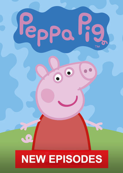 Peppa Pig on Netflix Canada