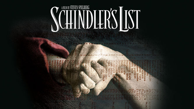Schindler's List on Netflix UK