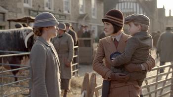 Episodio 2 (TTemporada 6) de Downton Abbey