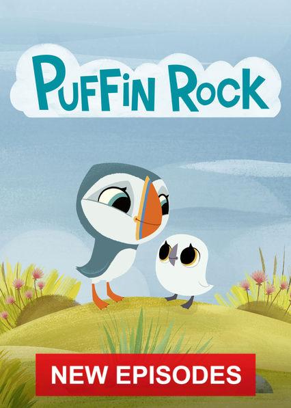 Puffin Rock on Netflix UK