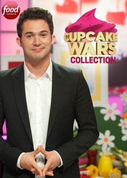 is cupcake wars collection available to watch on netflix in