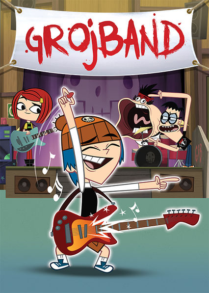 Is Grojband Available To Watch On Netflix In America