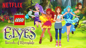 LEGO Elves: Secrets of Elvendale