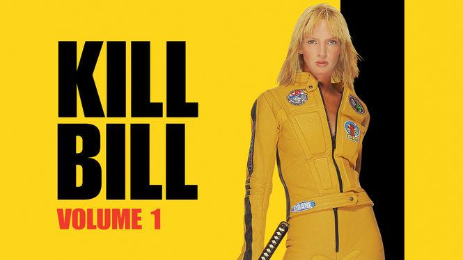 Locandina di Kill Bill: Volume 1