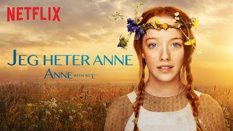 Jeg heter Anne