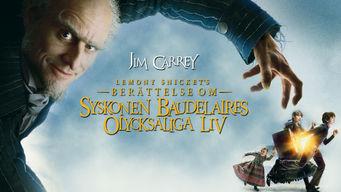 Lemony Snicket's syskonen baudelaires olycksaliga liv