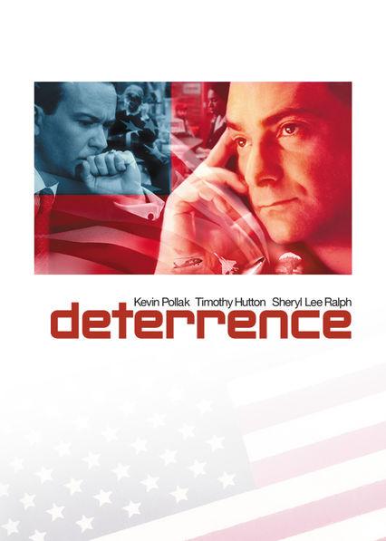 Deterrence on Netflix UK