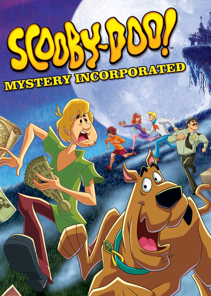 Scooby-Doo!: Mystery Incorporated