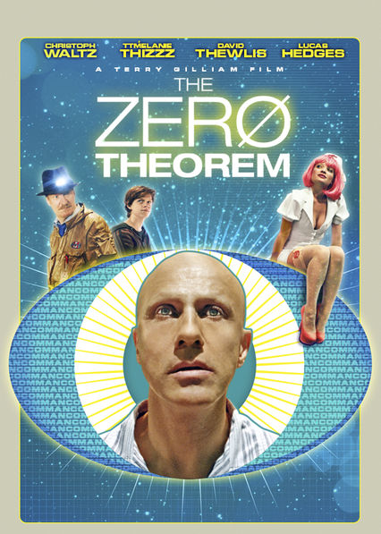 The Zero Theorem on Netflix UK