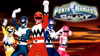 Power Rangers Lost Galaxy
