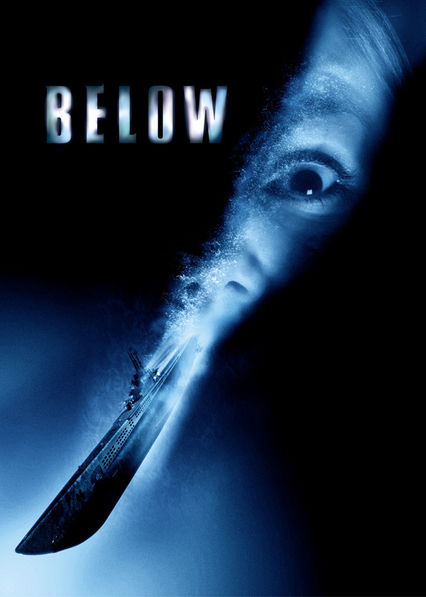 Below on Netflix UK