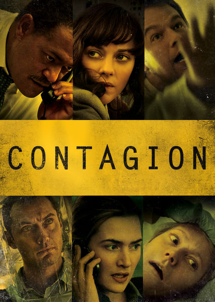 Contagion on Netflix AUS/NZ