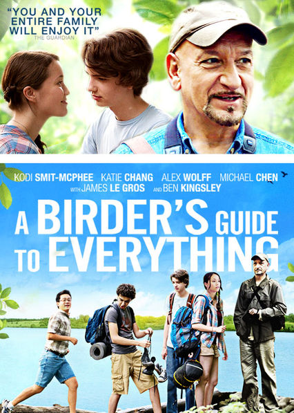 A Birder's Guide to Everything on Netflix UK