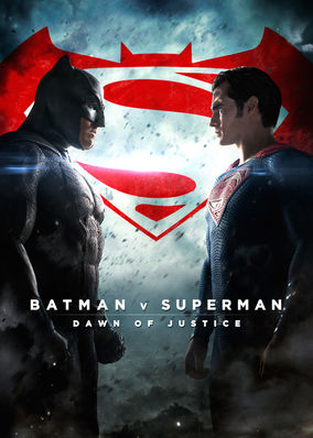 Batman v Superman: Dawn of Justice on Netflix UK