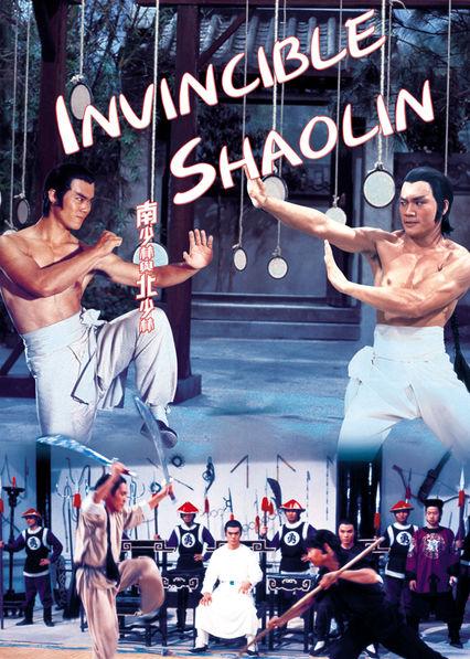 Invincible Shaolin on Netflix UK